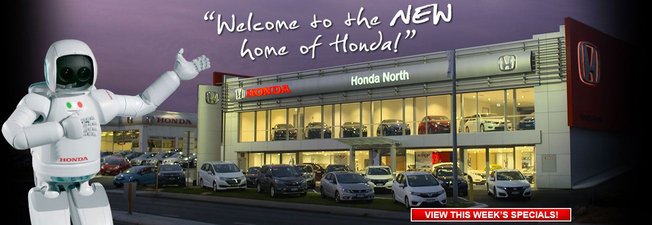 Welcome to Honda North