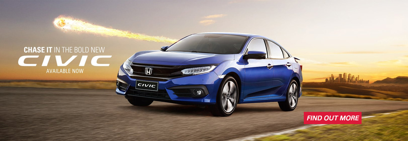 Civic Available